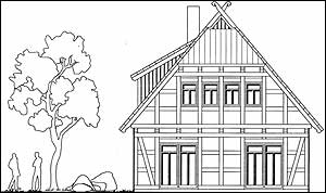 M hlenhaus historische wohnbau gmbh for Fachwerkhaus konstruktion